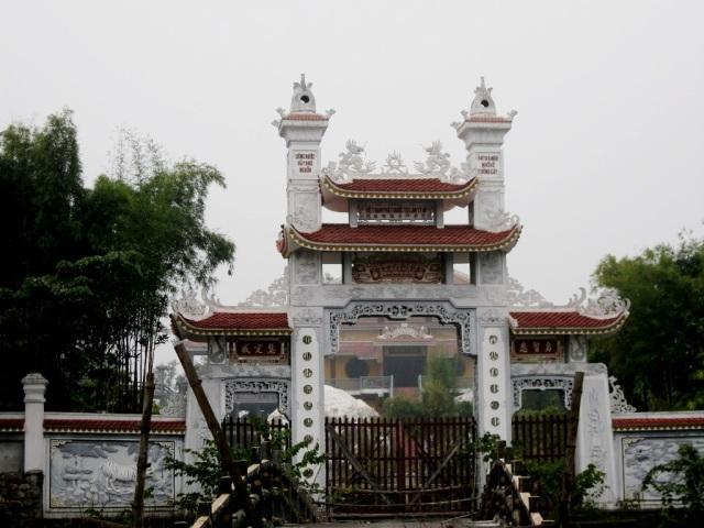 Một ngôi chùa Việt gần Lumbini